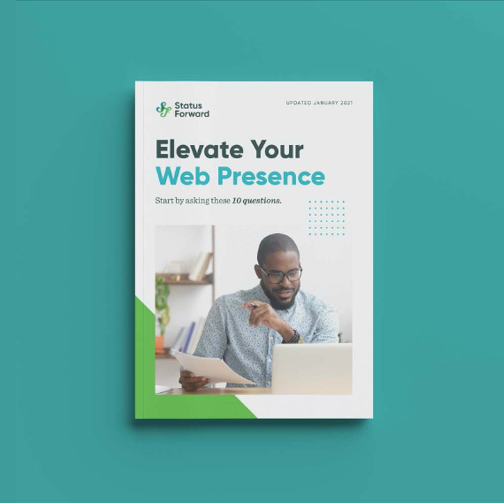 Elevate Your Web Presence document for download